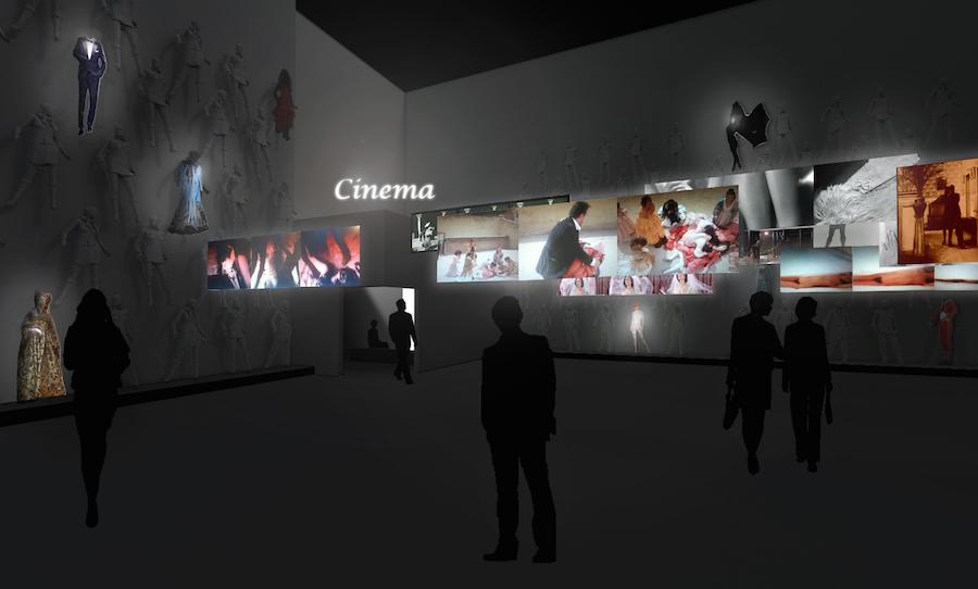 Exposition_Gaumont_120_ans_de_CinÇma_ Atelier_4_Gaumontrama_Agence_NC_∏_Gaumont