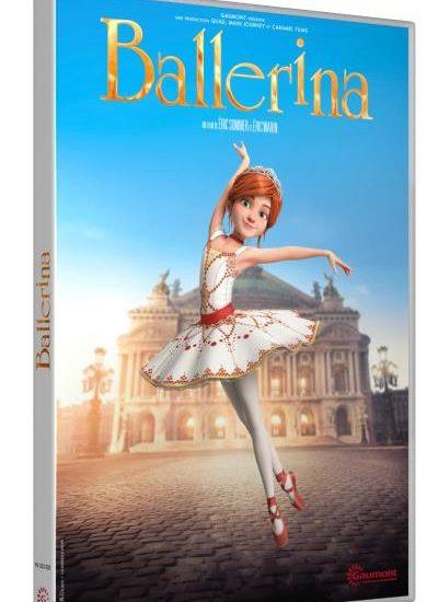 DVDballerina