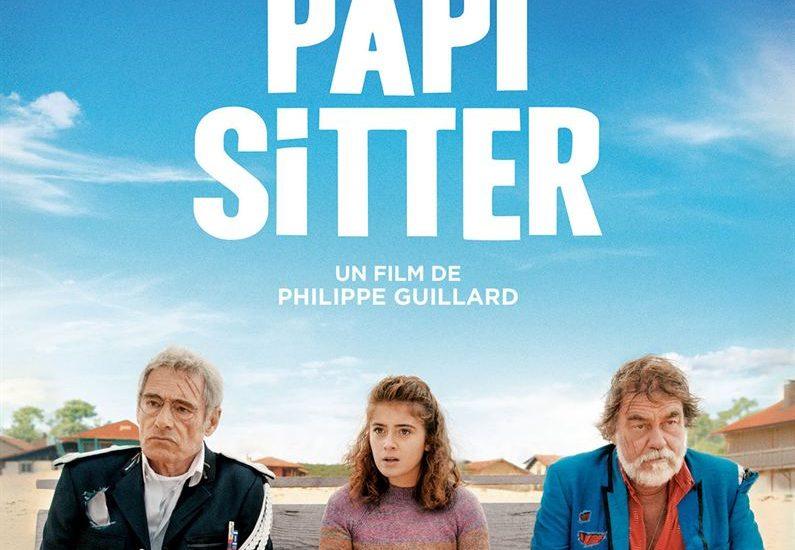 affiche papisitter